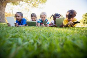 کودکان تکنولوژیک نسل آلفا