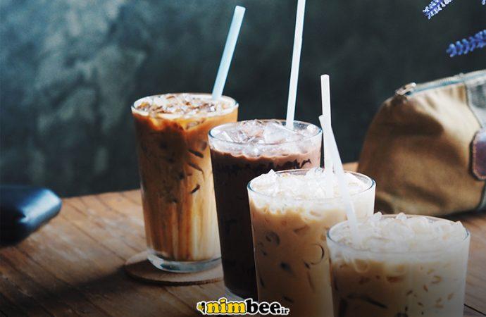 طرز تهیه آیس کافی یا قهوه سرد